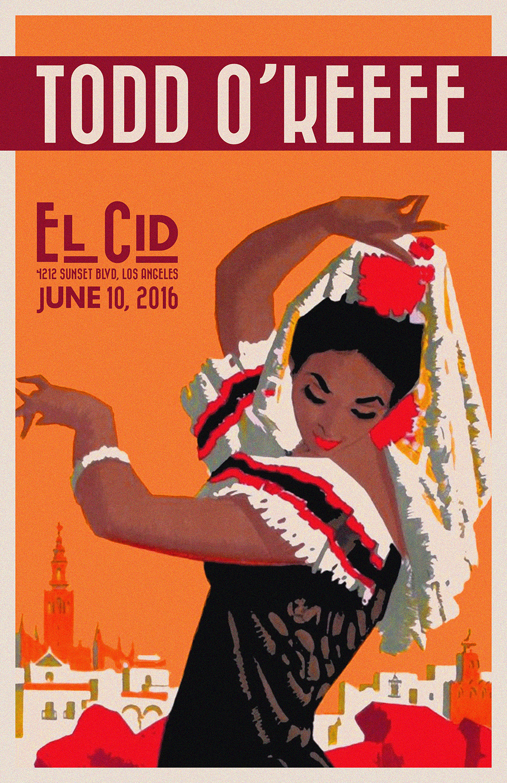 El Cid – June 10, 2016