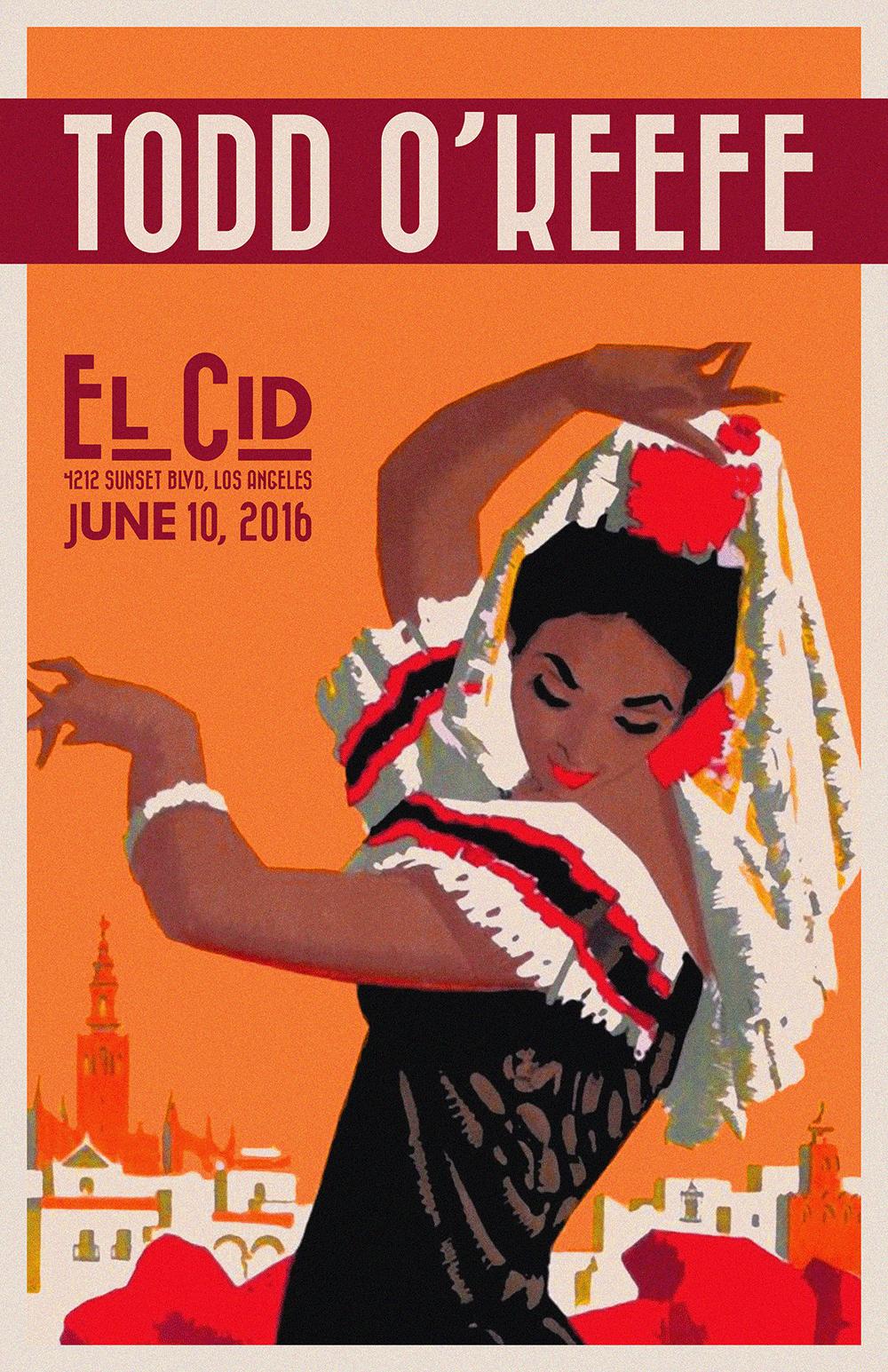 El Cid – June 10, 2016