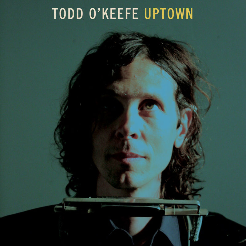 Todd O'Keefe Uptown Album Cover